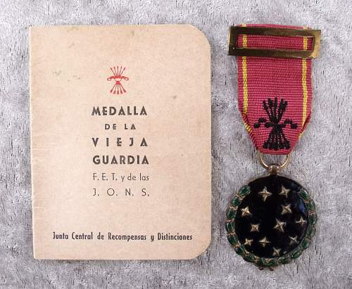 Spanish Civil War / Blue Division Volunteer Collection