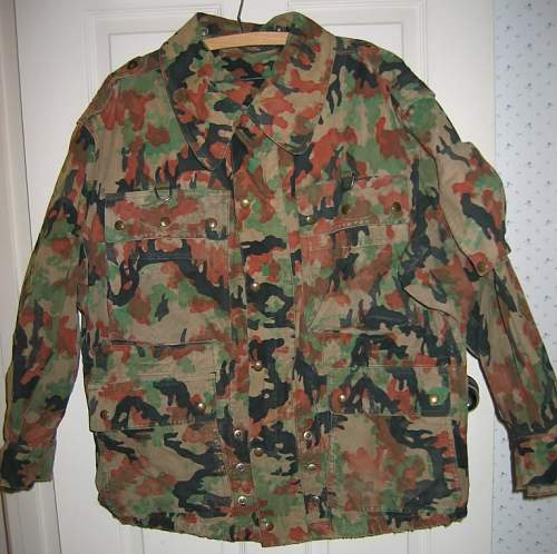 Swiss Jacket M70