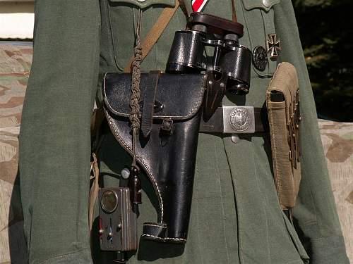 Fritz on display