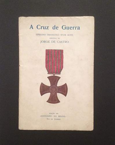 Portuguese War Cross Collection