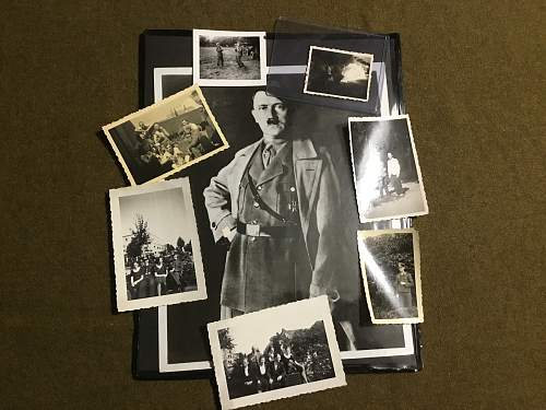 My Third Reich Collection of Three Years