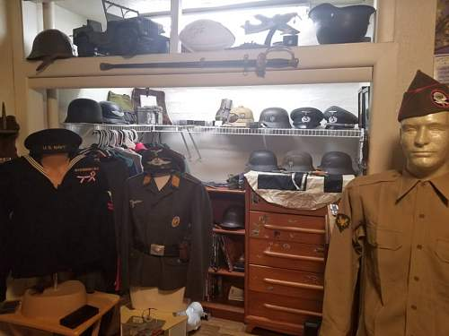 2020 collection room