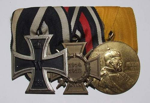 Small collection of German awards from Australia