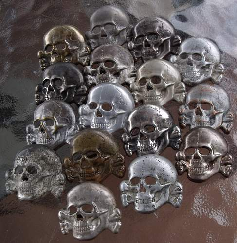 SS Totenkopf Collection