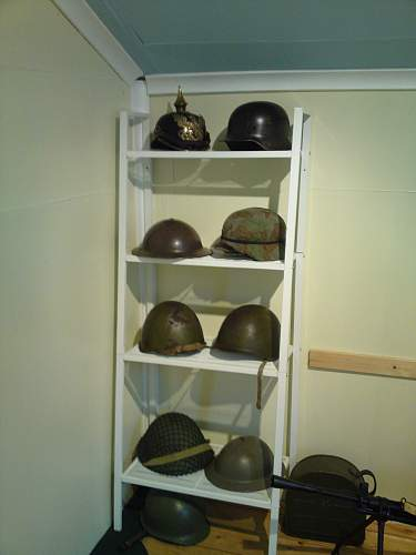 """The first lids in into the """"manshed"""""""