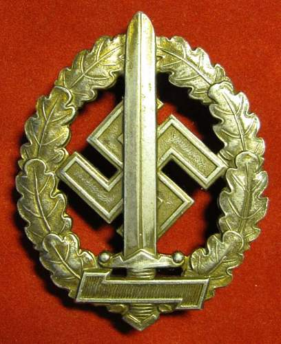 Click image for larger version.  Name:039 SA SPORTS BADGE for war wounded.jpg Views:1341 Size:76.7 KB ID:143639