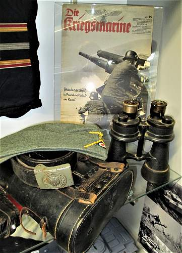 Coastal Artillery Collection/Display
