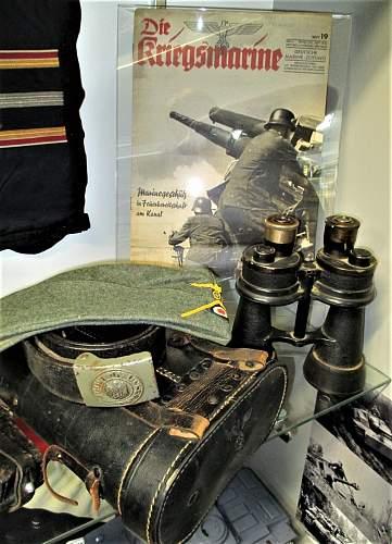 Coastal Artillery Collection/Display
