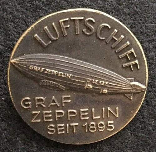 Zeppelin Collectibles of Mine