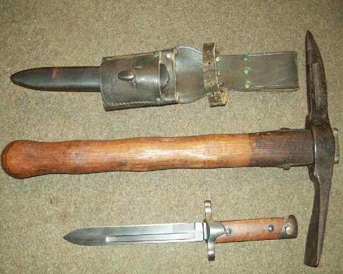 Post Your Edged Weapons Any Type Any Era