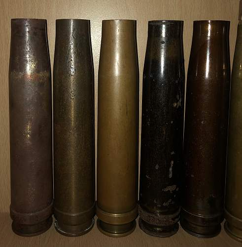 Updated 20mm round  collection