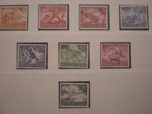 TR Stamp collection