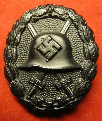 Click image for larger version.  Name:050 Wound Badge in black Legion condor 1.pattern.jpg Views:320 Size:100.5 KB ID:167198