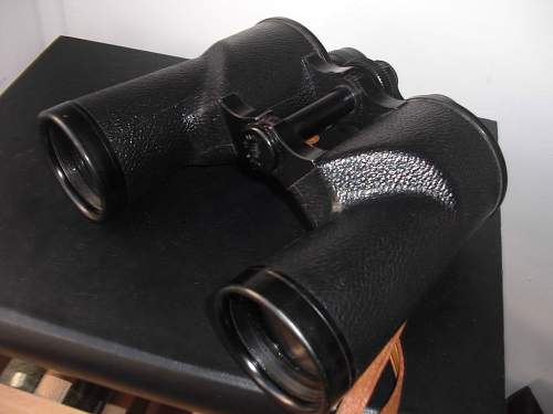 Need help to I.D. these Japanese Binoculars