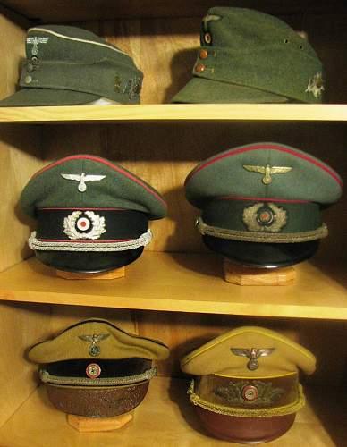 My Headgear collection