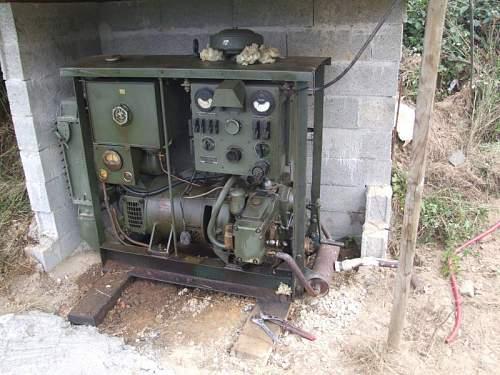 ww2 generator