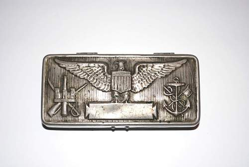 WW1 Private Purchase Items
