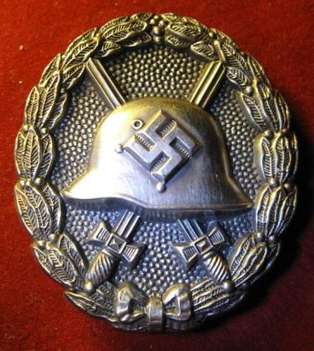 Click image for larger version.  Name:052 Wound Badge silver Legion condor.jpg Views:433 Size:228.2 KB ID:184916
