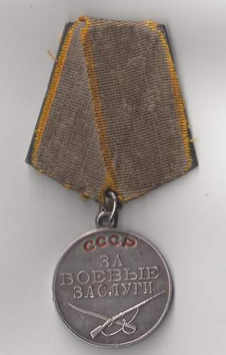 Kaj's Growing WW2 Soviet Collection (incl. medals)