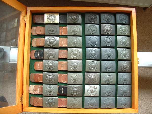 Old Buckle collection