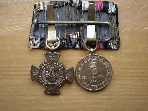 My collection and a Tribute to my Grandfather and those who served