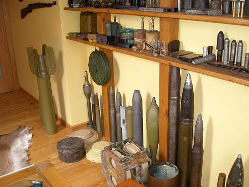 My WW2 collection from Poland