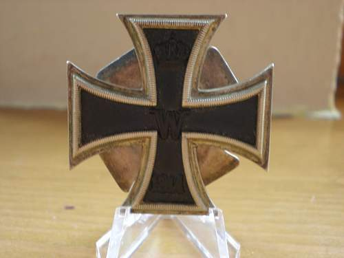 Click image for larger version.  Name:P. Meybauer Crucifix  Ob.jpg Views:29 Size:249.8 KB ID:233196