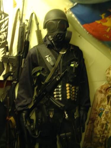 operation nimrod irainian embassy display