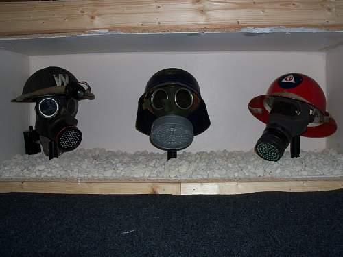 my updated war room