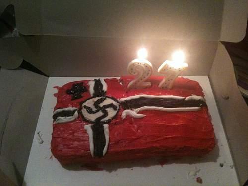 Best birthday ever!