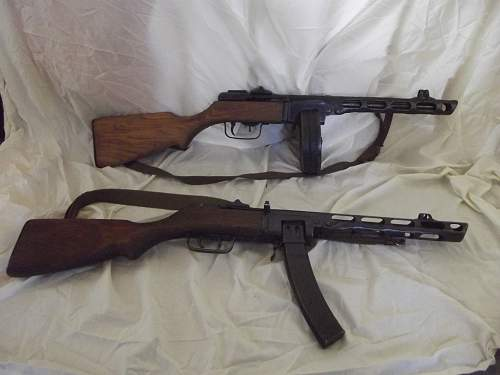 Deactivated Rifle Collection