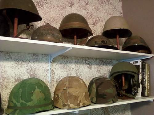 The Kids Helmet Shelf