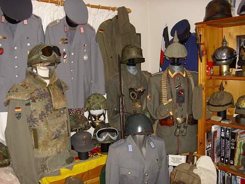 War rooms/man caves