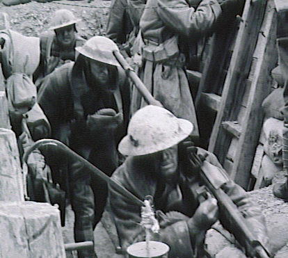 WWI US Marine Items