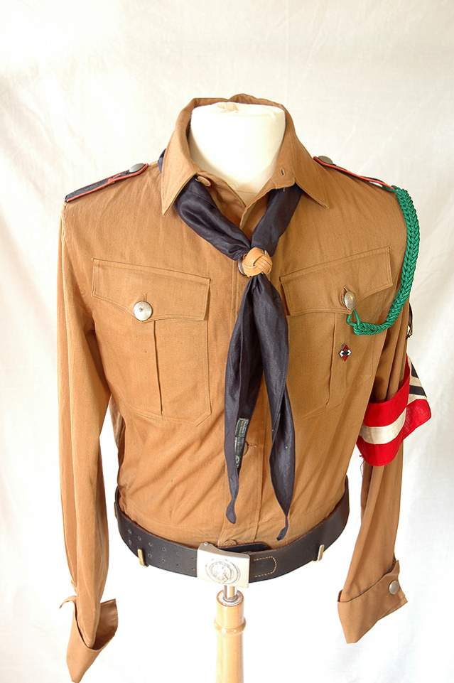 Hitler Youth Uniform | www.imgkid.com - The Image Kid Has It!