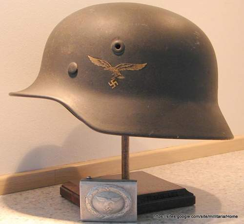 Mainly Luftwaffe but also a few other items (my collection)