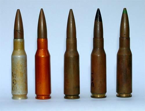 British military SAA