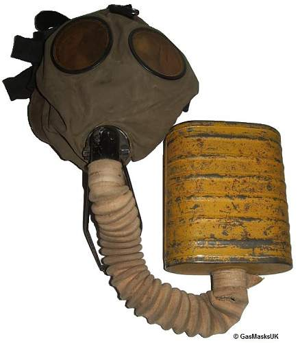 Gas Mask Collectors?
