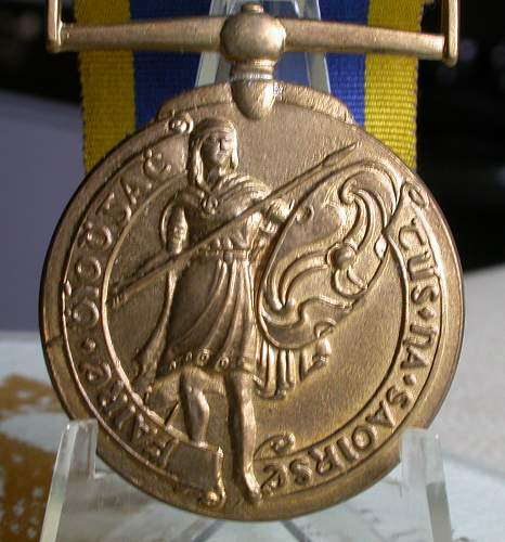 Click image for larger version.  Name:irish army service medal 1961 1.jpg Views:65 Size:168.9 KB ID:302505