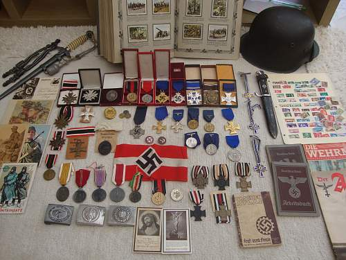 My full Third Reich collection