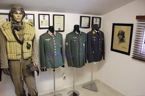 Little Museum in The Attic