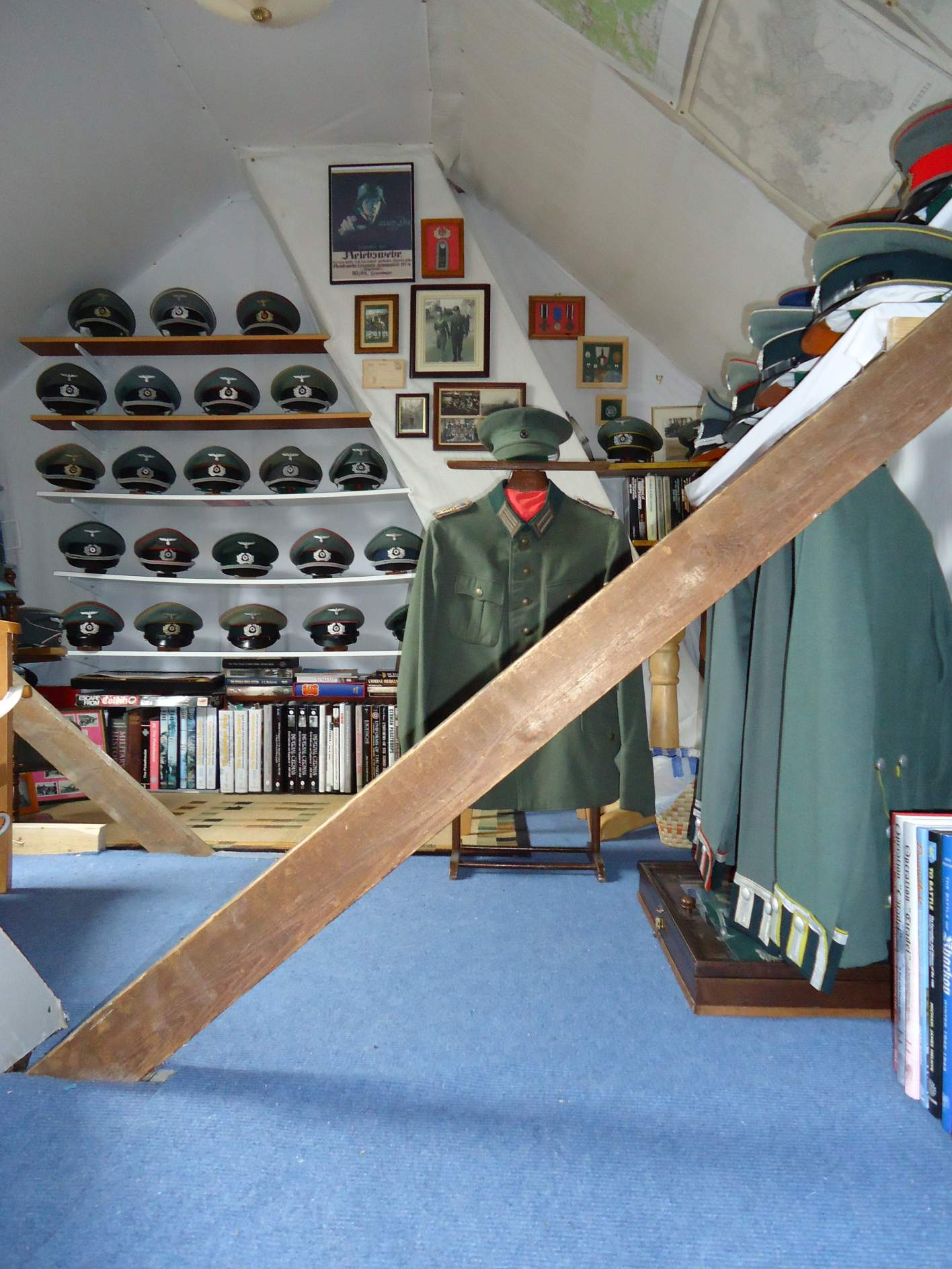 Another Attic Used For Storage