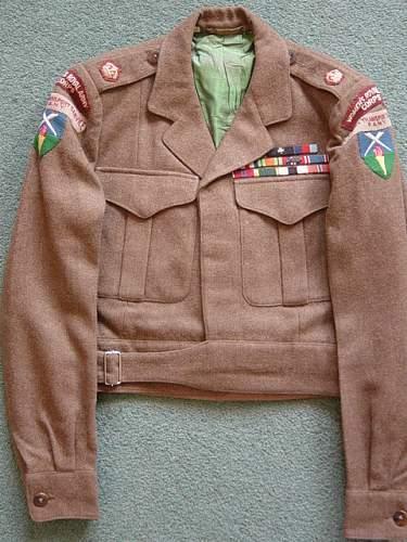Click image for larger version.  Name:Lady Brecknocks Battledress blouse..jpg Views:60 Size:152.7 KB ID:330300