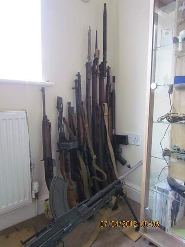 My new War Room!