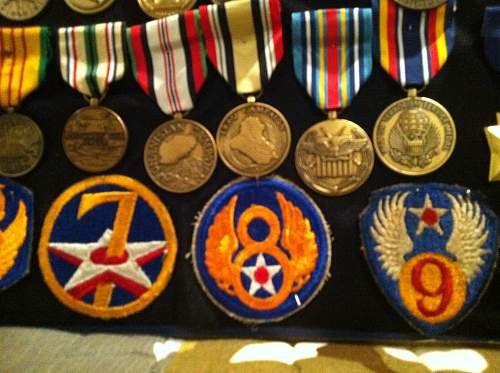 My Masterpice. American Medal Display.