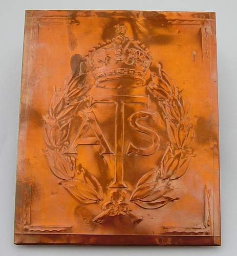 Click image for larger version.  Name:ATS Copper plaque 001.JPG Views:60 Size:231.7 KB ID:334050