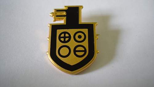 Any ideas what this badge is? Was my grandfathers