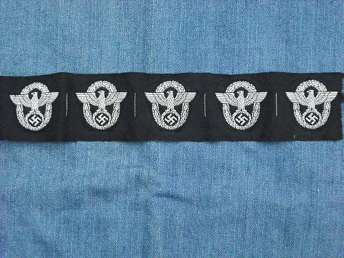 Click image for larger version.  Name:Police patches 001.jpg Views:79 Size:272.7 KB ID:348372