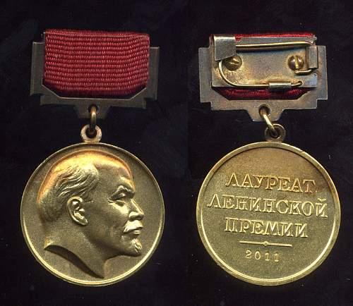 Click image for larger version.  Name:LeninPrize-1.jpg Views:192 Size:111.0 KB ID:34838