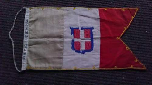 Show your flag or banner collection